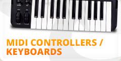 Midi Controllers / Keyboards