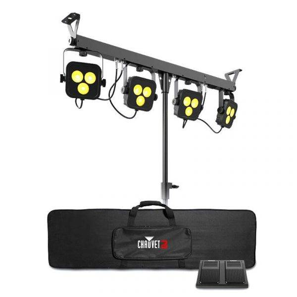 Chauvet DJ 4BAR LT QUAD BT Quad-color LED Lighting Fixture