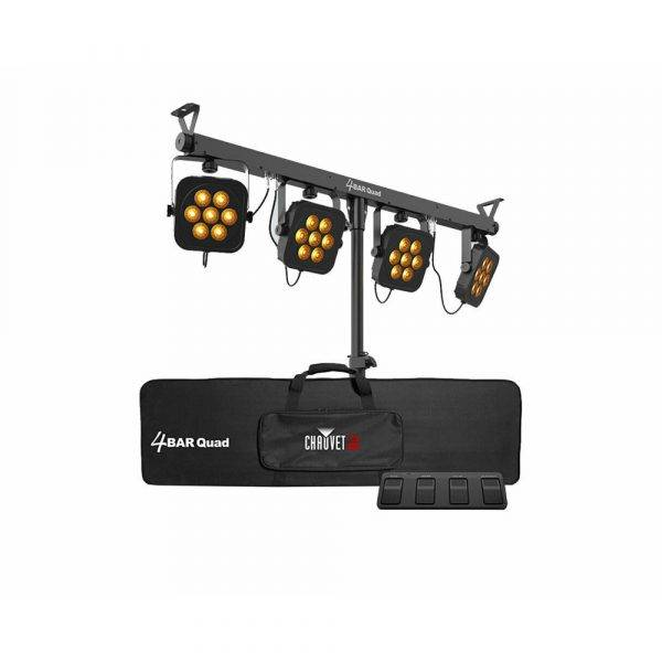 Chauvet DJ 4bar Quad Wireless Led Wash Light