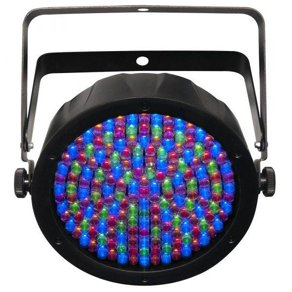 Chauvet SlimPAR 64 RGBA LED PAR Wash Light 4-Pack