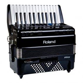 Roland FR-1x Piano type V-Accordion Black