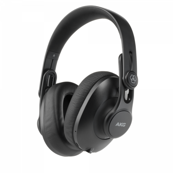 AKG K361-BT Professional Bluetooth Closed-Back Studio Headphones