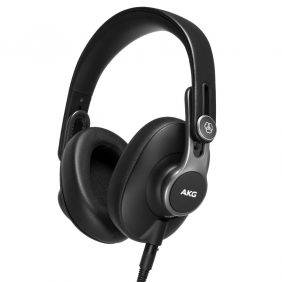 AKG K371 Over-Ear Oval Closed-Back Studio Headphones