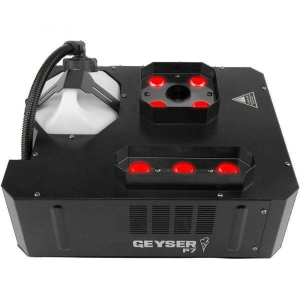 Chauvet Geyser P7 Compact Fog Machine Refurbished