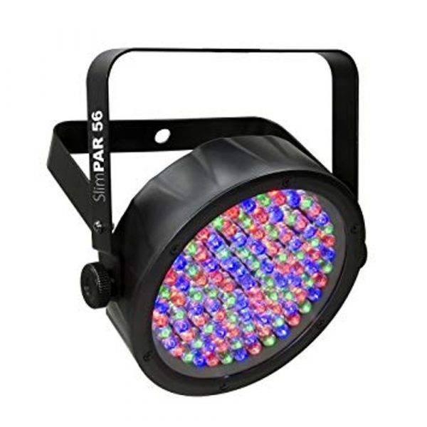 Chauvet DJ SlimPAR 56 Par-style RGB LED Lighting Fixture Open Box