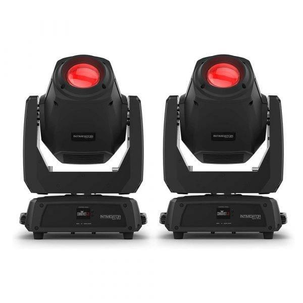 CHAUVET DJ Intimidator Spot 475Z LED Moving Head-2 Pack