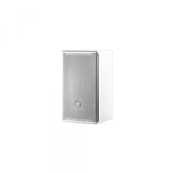 """JBL AM5212/95 Passive/Biamp 2-Way 12"""" Loudspeaker System (White)"""