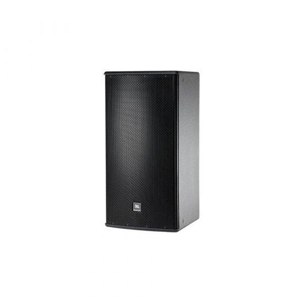 """JBL AM5215/66 Passive/Biamp 2-Way 15"""" Loudspeaker System (Black)"""