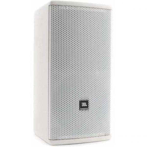 """JBL AM5215/66 Passive/Biamp 2-Way 15"""" Loudspeaker System (White)"""
