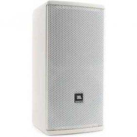 "JBL AM7212/26 2-Way Loudspeaker System with 1 x 12"" LF Speaker White"