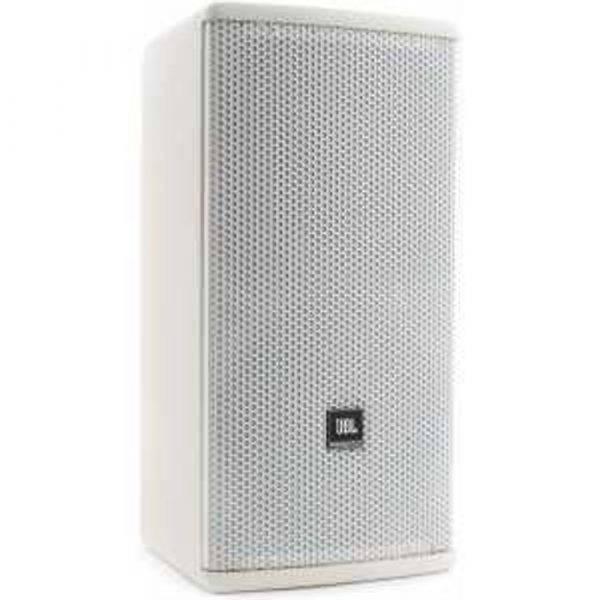 "JBL AM7212/26 2-Way Loudspeaker System with 1 x 12"" LF Speaker White"
