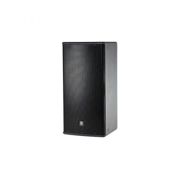 "JBL AM7212/95 2-Way Loudspeaker System with 1 x 12"" LF Speaker Black"