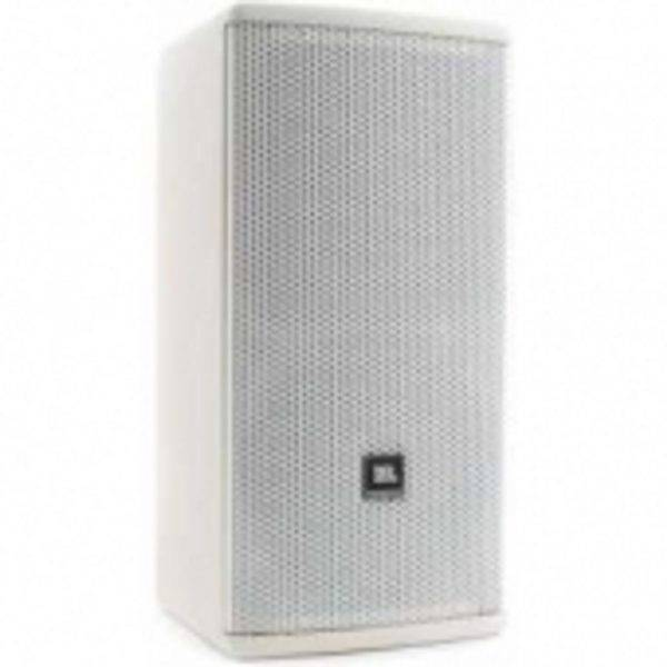 "JBL AM7212/95 2-Way Loudspeaker System with 1 x 12"" LF Speaker White"