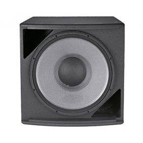 "JBL ASB-6118 18"" 1200-Watt Suspension-Ready P.A. Subwoofer  Black"
