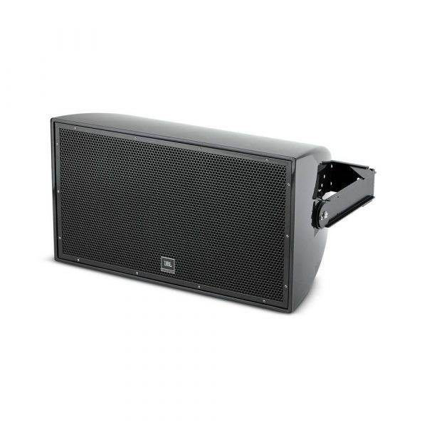 "JBL AW526 High Power 2-Way All-Weather Loudspeaker with 15"" LF (Black)"