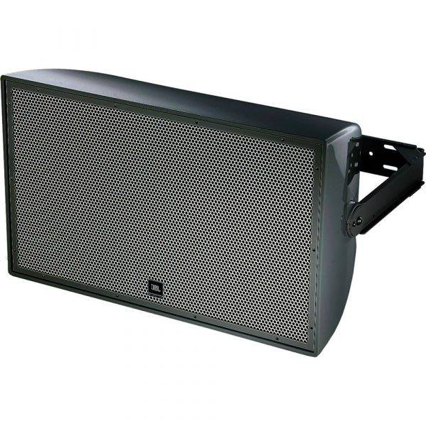 JBL AW595 High Power 2-Way All-Weather Loudspeaker Black