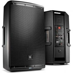 "JBL EON615 2-way 15"" Powered PA Speaker Refurbished"