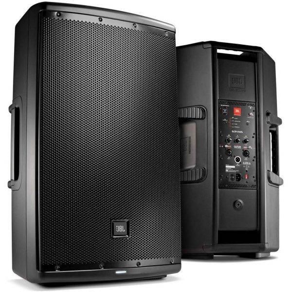 """JBL EON615 2-way 15"""" Powered PA Speaker Refurbished"""
