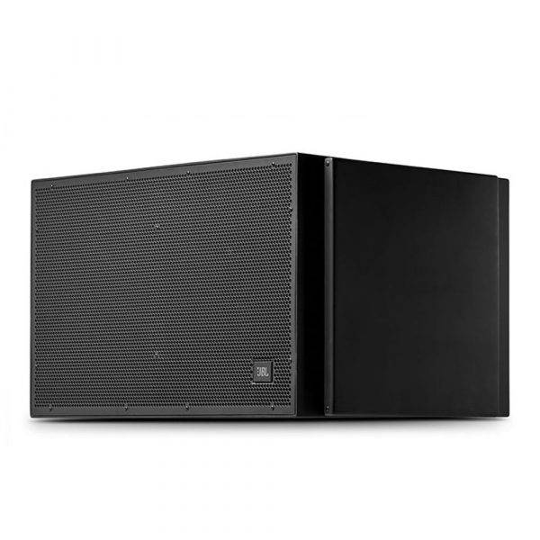 "JBL VLA-C125S Dual 15"" Subwoofer with Differential Drive (Black)"