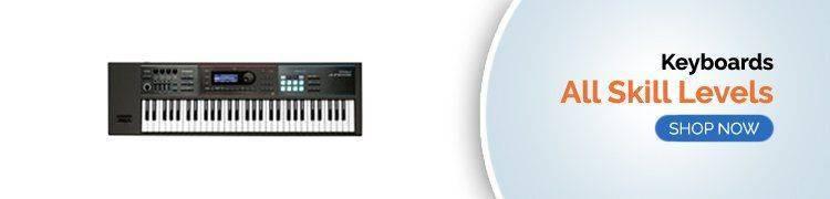 Keyboard Banner