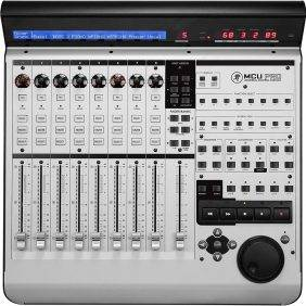 Mackie MCU Pro Expandable Control Surface Refurbished
