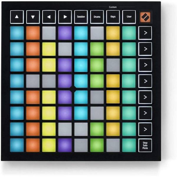 Novation Launchpad Mini MK3 64-Pad MIDI Grid Controller