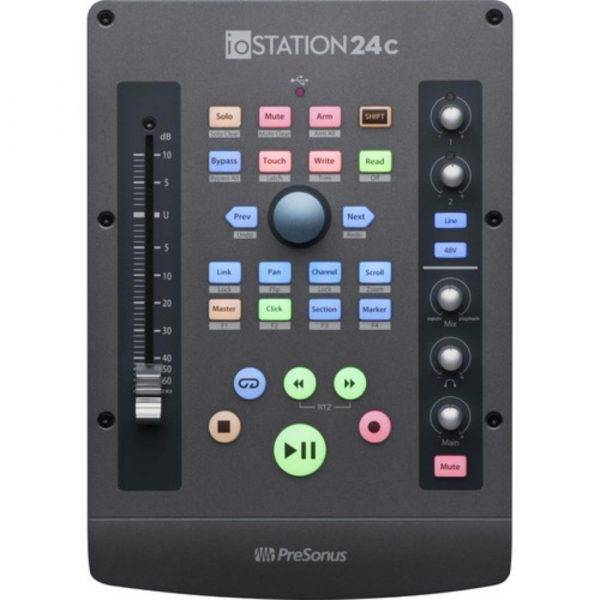 Presonus ioStation 24C 2-in/2-Out USB-C Interface