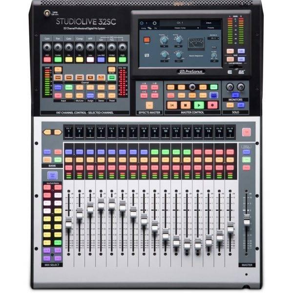 PreSonus StudioLive 32SC 32-channel Digital Mixer
