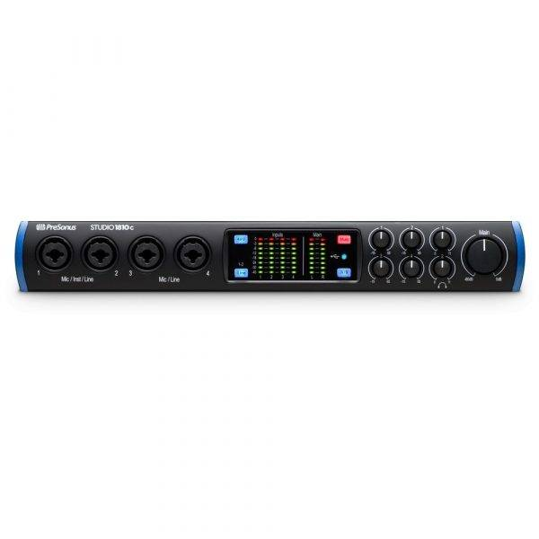 PreSonus Studio 1810c 18x8 USB Type-C Audio/MIDI Interface