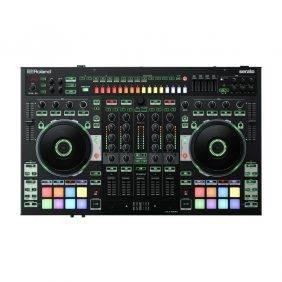 Roland DJ-808 4-Channel DJ Controller for Serato DJ Refurbished
