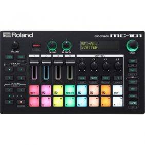 Roland MC-101 Groovebox Music Production Workstation