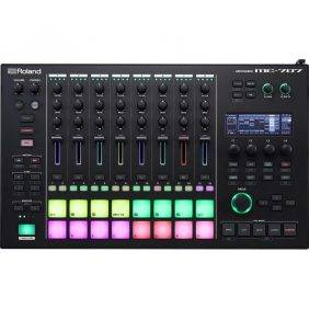 Roland MC-707 Groovebox Music Production Workstation