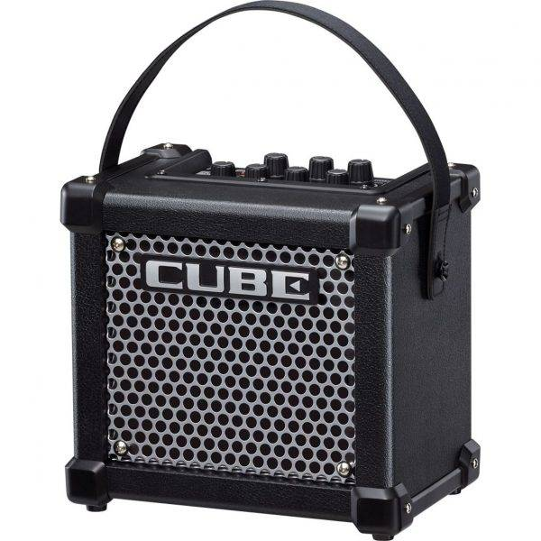 Roland Micro Cube GX Micro Cube Guitar Combo Amp Black Refurbished