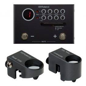 Roland TM-1 Trigger Module Bundle with RT-30HR & RT-30K Drum Triggers