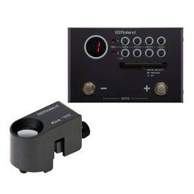 Roland TM-1 Trigger Module with RT-30K Trigger