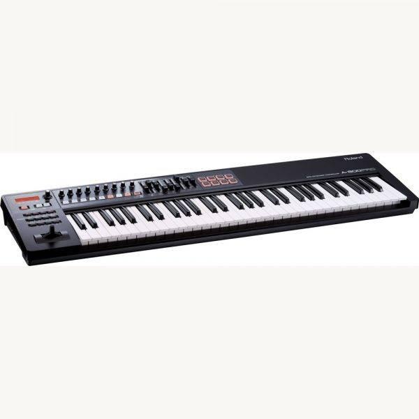 Roland A-800PRO 61-key MIDI Keyboard Controller & CB-B61 Keyboard Bag