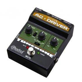 Radial Engineering AC Driver Acoustic Instrument Preamp and Direct Box