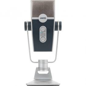 AKG Lyra Multipattern USB Condenser Microphone