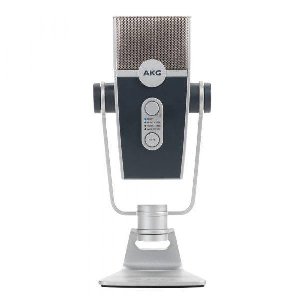 AKG Lyra Multipattern USB Condenser Microphone Refurbished