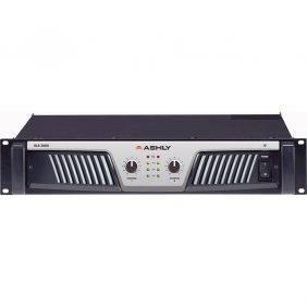 Ashly KLR-2000 Power Amp 2 x (1,000W @ 2) (600W @ 4) (350W @ 8) Ohms