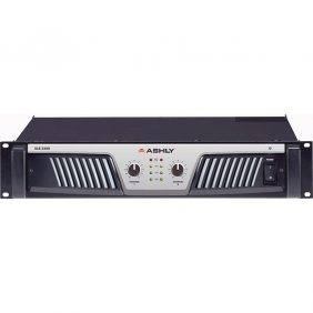 Ashly KLR-3200 Power Amp 2 x (1,600W @ 2) (1,100W @ 4) (650W @ 8) Ohms