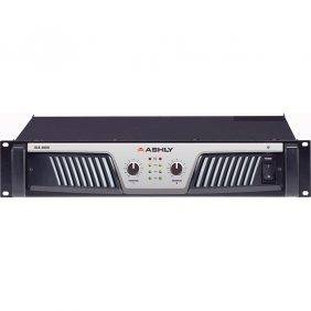 Ashly KLR-4000 Power Amp 2 x (2,000W @ 2) (1,400W @ 4) (850W @ 8) Ohms