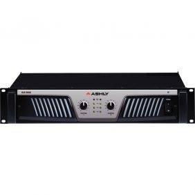 Ashly KLR-5000 Power Amp 2x(2,500W @ 2) (1,700W @ 4) (1,000W @ 8) Ohms