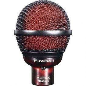 Audix FireBall Harmonica Mic