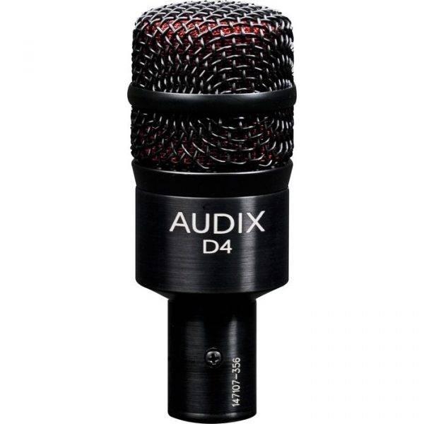 Audix D4 Dynamic Drum Microphone