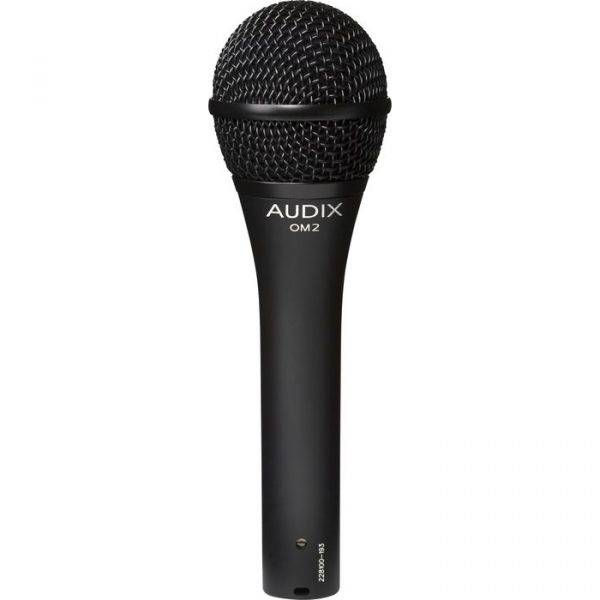 Audix OM-2 Dynamic Vocal Microphone