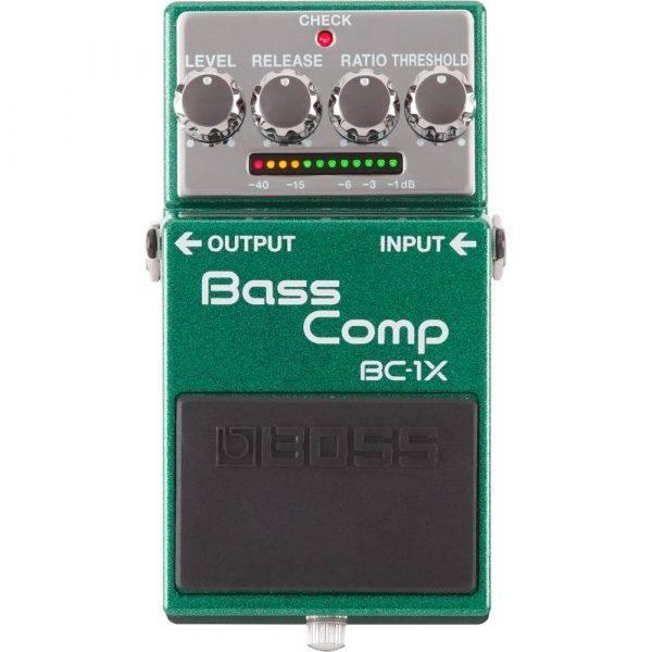 BOSS BC-1X Bass Comp Pedal