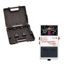 Boss BCB-30 with Boss TU-3 Chromatic Tuner Pedal Bundle