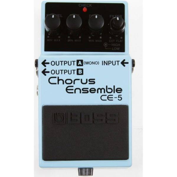 Boss CE-5 Stereo Chorus Ensemble Pedal