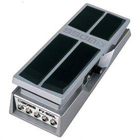 Boss FV-500L Low-impedance Volume/Expression Pedal